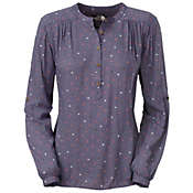 The North Face Women's L/S Lajina Woven Top