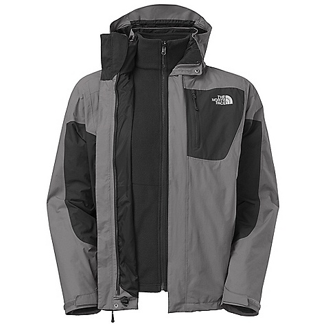 photo: The North Face Exertion Triclimate Jacket component (3-in-1) jacket