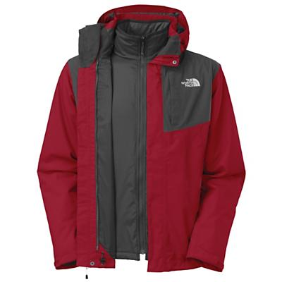 The North Face Men's Grey Peak Triclimate Jacket