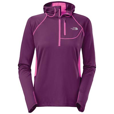 The North Face Women's Impulse Active 1/2 Zip Hoodie