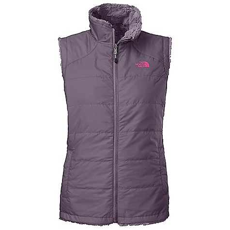 photo: The North Face Mossbud Vest fleece vest