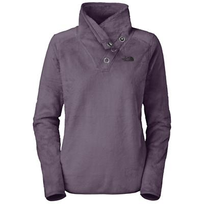 The North Face Women's Mossbud Snap Neck