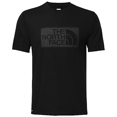 photo: The North Face Reaxion Graphic Crew Short-Sleeve short sleeve performance top