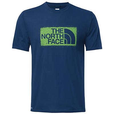 The North Face Men's S/S Reaxion Graphic Crew