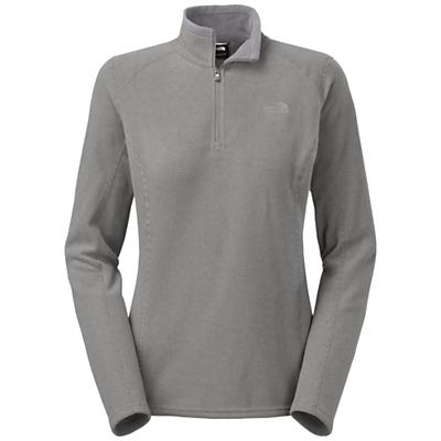 The North Face Women's Striped TKA Glacier 1/4 Zip