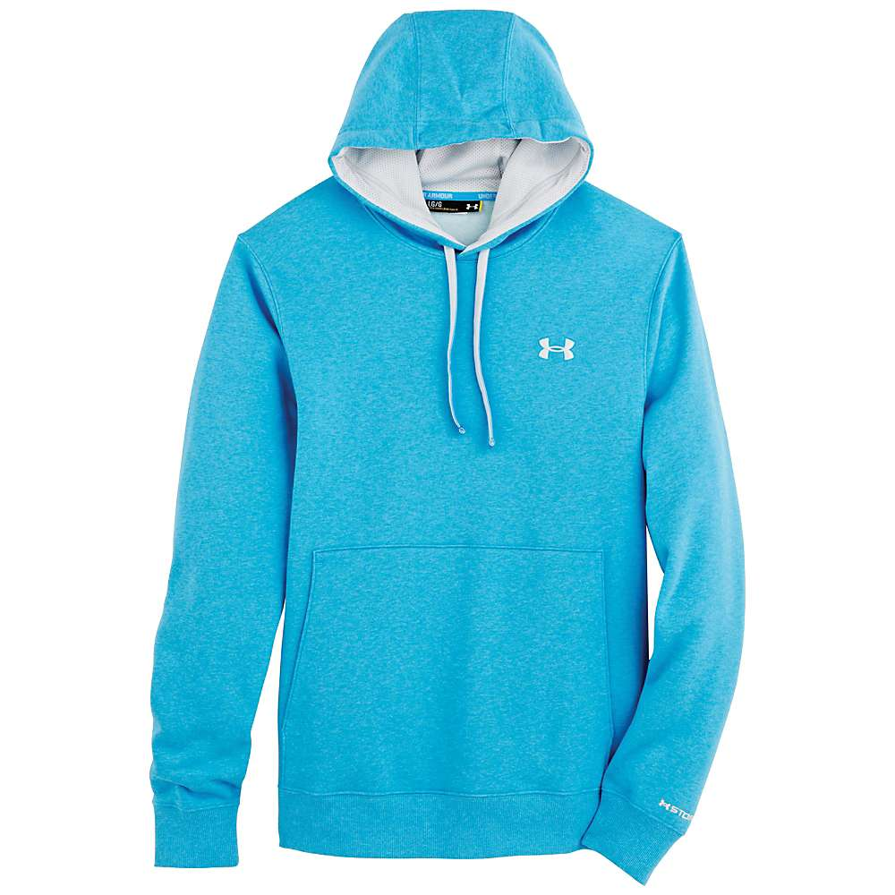 Under Armour Men's Storm Transit Hoody - Small - Electric Blue / Elemental