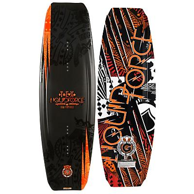 Liquid Force Tex Wakeboard 138 Blem - Men's