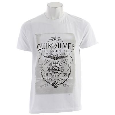 Quiksilver Balsa Guns T-Shirt - Men's