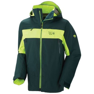 Mountain Hardwear Men's Compulsion 3L Jacket