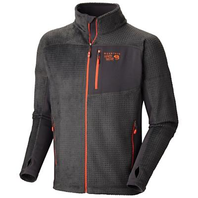 Mountain Hardwear Men's Hoodless Monkey Man Grid Jacket