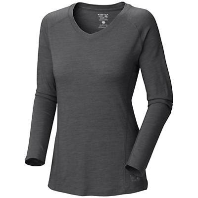 Mountain Hardwear Women's Integral Long Sleeve T Shirt