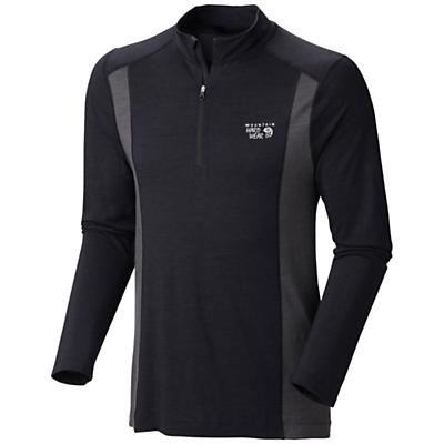 Mountain Hardwear Men's Integral Long Sleeve Zip Tee