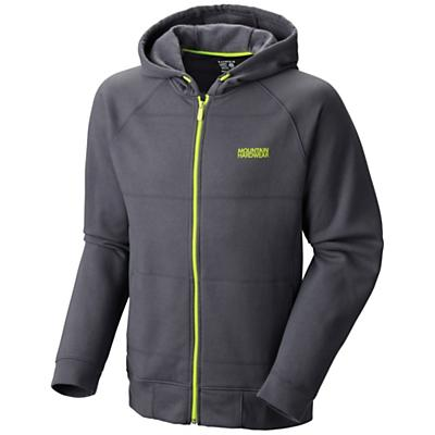 Mountain Hardwear Men's MHW Logo Full Zip Hoody