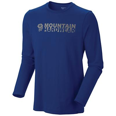 Mountain Hardwear Men's MHW Logo II Long Sleeve T