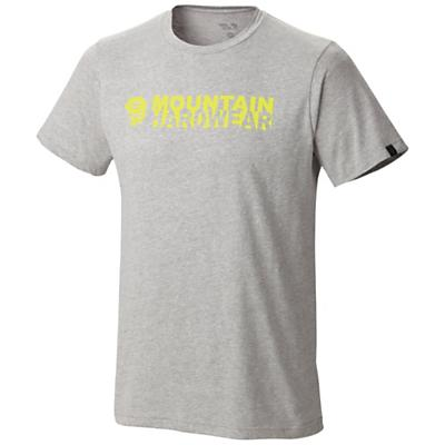 Mountain Hardwear Men's MHW Logo II Short Sleeve T