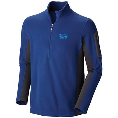 Mountain Hardwear Men's Microstretch Zip-T Shirt