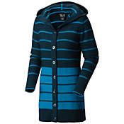 Mountain Hardwear Women's Merino Knit Cardigan Sweater