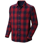 Mountain Hardwear Men's Reverse Grid Long Sleeve Shirt