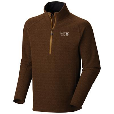 Mountain Hardwear Men's Toasty Tweed 1/4 Zip