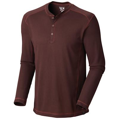 Mountain Hardwear Men's Trekkin Thermal Henley Shirt