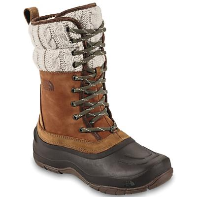 The North Face Women's Shellista Lace Luxe Mid Boot