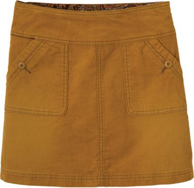 Prana Women's Canyon Cord Skirt
