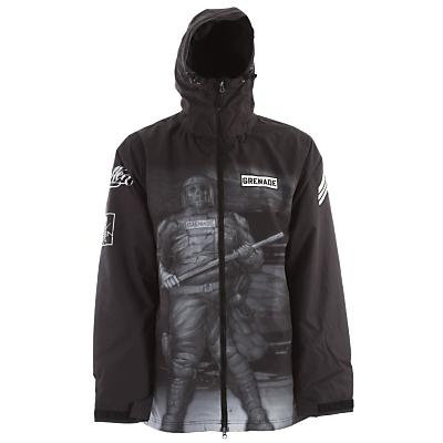 Grenade G.A.S. Sullen Enforcer Snowboard Jacket - Men's