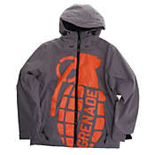 Grenade Exploiter Snowboard Jacket - Kid's