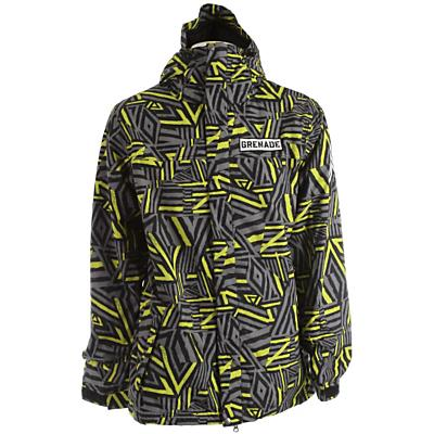 Grenade Doom Vision Snowboard Jacket - Men's