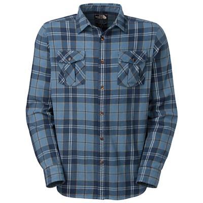 The North Face Men's L/S Gallito Flannel