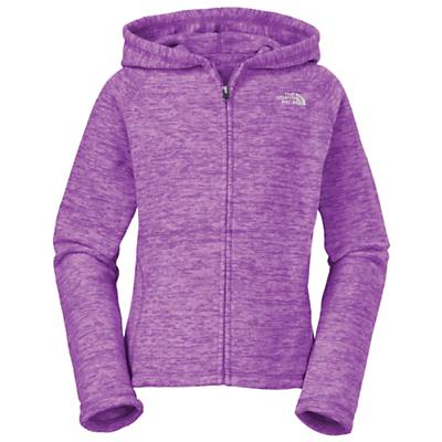 The North Face Girls' Glacier Novelty Full Zip Hoodie