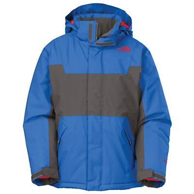 The North Face Boys' Insulated Hex F-X Jacket