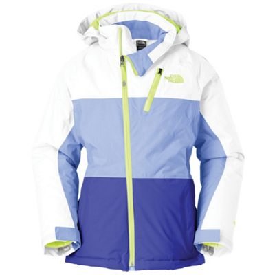 The North Face Girls' Insulated Kizamm Jacket