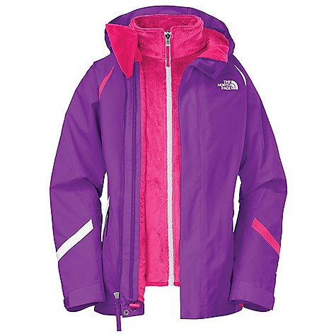 The North Face Kira Mossbud Triclimate Jacket