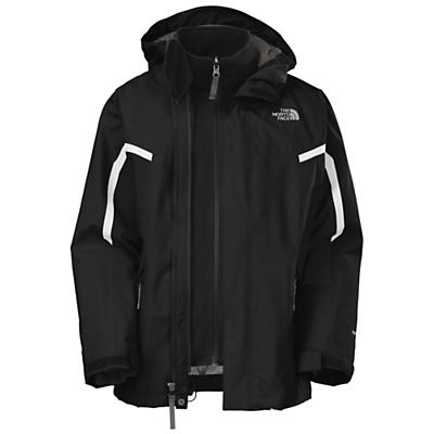 The North Face Boys' Nimbostratus Triclimate Jacket