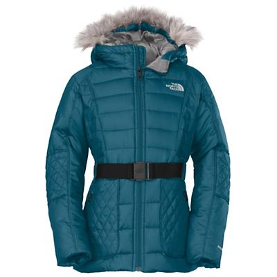 The North Face Girls' Parkina Down Jacket