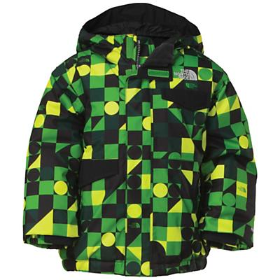 The North Face Toddler Boys' Insulated Geo Blox Jacket