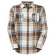 The North Face Men's L/S Crowther Flannel