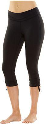 lucy Women's Hatha Convertible Capri Legging