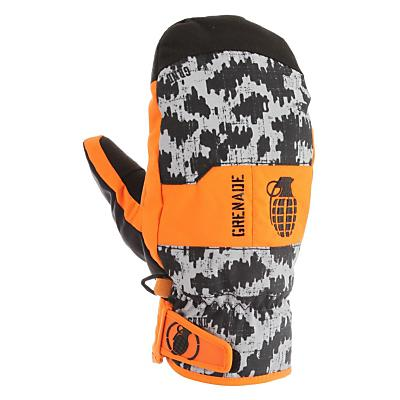 Grenade Fragment Mittens - Men's