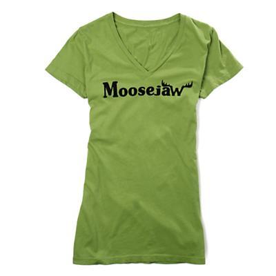 Moosejaw Women's Original V Neck SS Tee