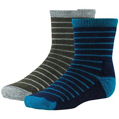 Smartwool Toddler Dot/Spot Stripe Sock Set