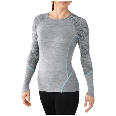 Smartwool Women's NTS Light 195 Printed Crew