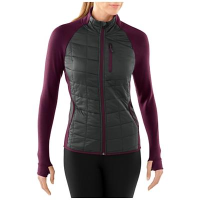 Smartwool Women's PhD SmartLoft Divide Full Zip