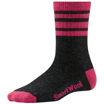 Smartwool Women's Striped Hike Medium Crew Sock