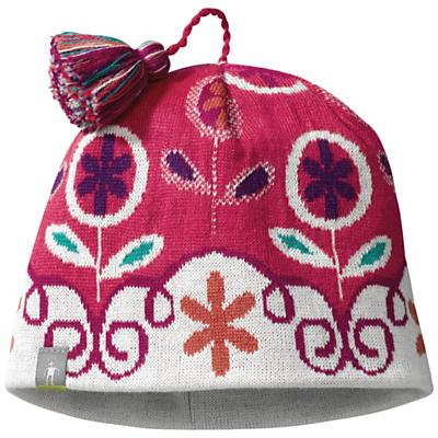 Smartwool Girls' Wintersport Flower Patch Hat