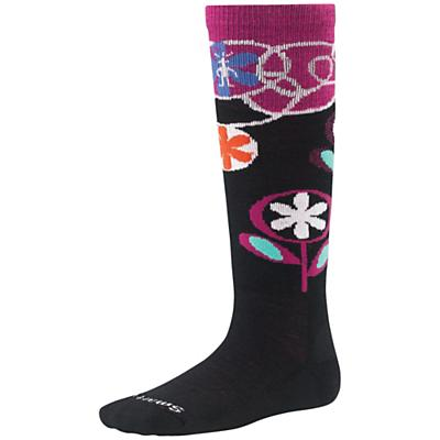 Smartwool Kids' Wintersport Flower Patch Sock