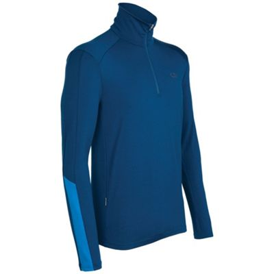 Icebreaker Men's Apex LS Half Zip