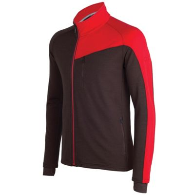 Icebreaker Men's Carve LS Zip