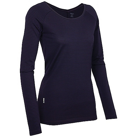 photo: Icebreaker Crush Long Sleeve long sleeve performance top